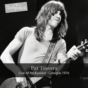 Pat Travers - Live At Rockpalast